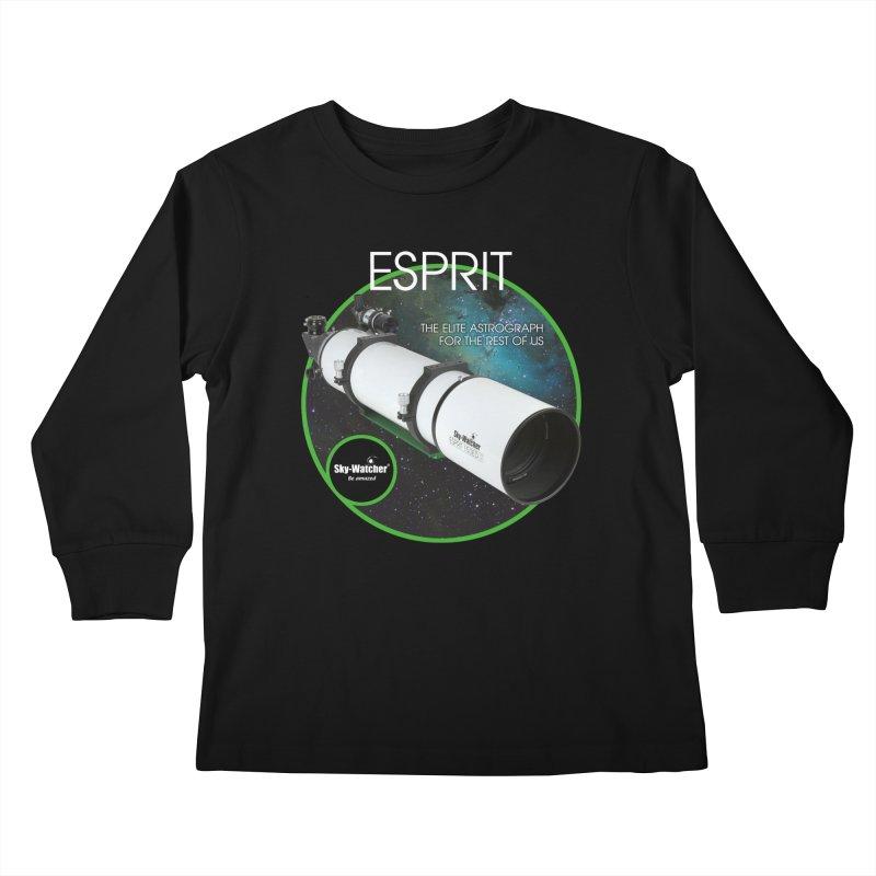 Product Series_Esprit ED triplets Kids Longsleeve T-Shirt by Sky-Watcher's Artist Shop