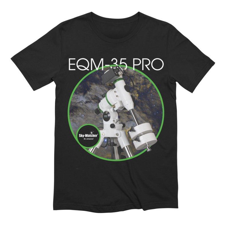 Product Series_EQM-35 Pro mount Men's T-Shirt by Sky-Watcher's Artist Shop
