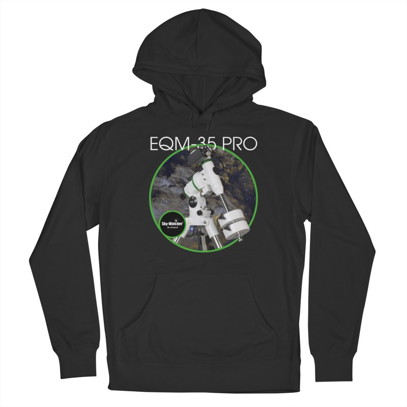 Product Series_EQM-35 Pro mount Men's Pullover Hoody by Sky-Watcher's Artist Shop