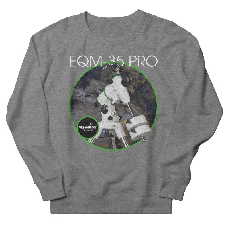 Product Series_EQM-35 Pro mount Men's Sweatshirt by Sky-Watcher's Artist Shop