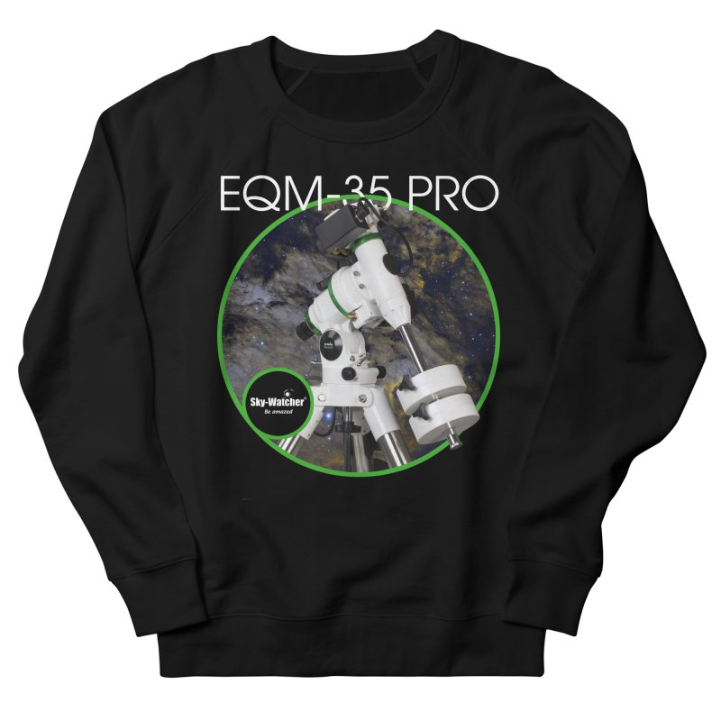 Product Series_EQM-35 Pro mount Men's Sweatshirt by Sky-Watcher's Artist Shop