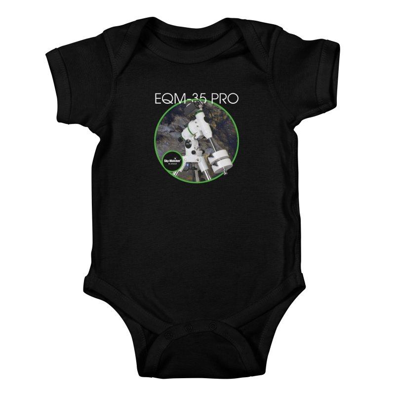 Product Series_EQM-35 Pro mount Kids Baby Bodysuit by Sky-Watcher's Artist Shop