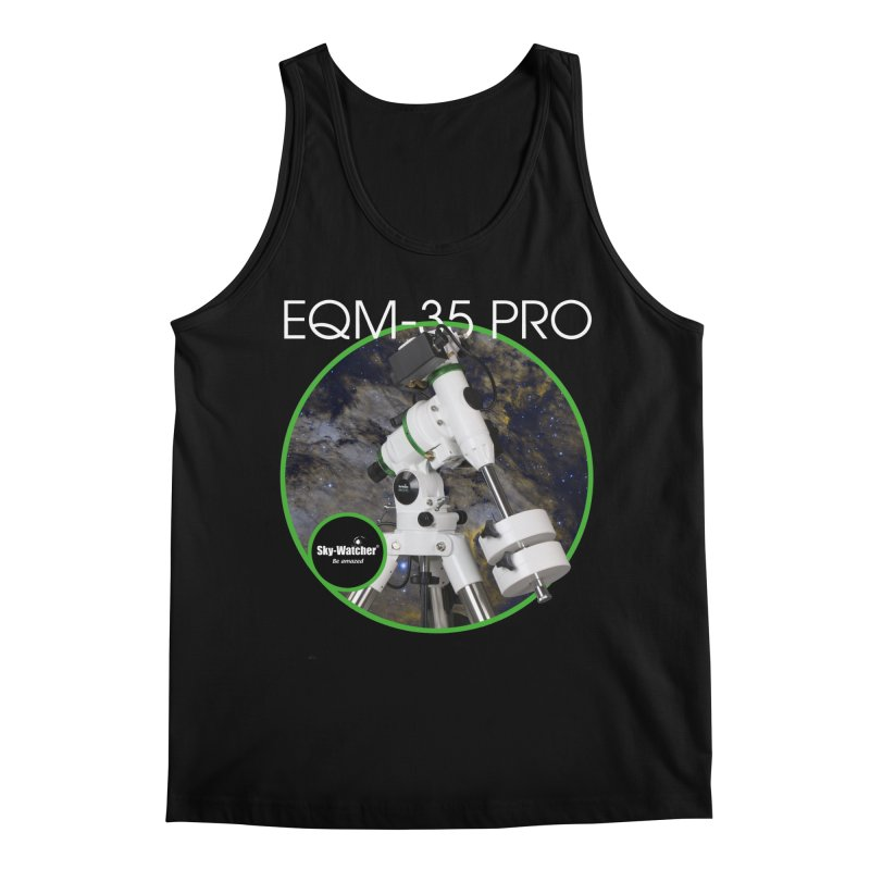 Product Series_EQM-35 Pro mount Men's Tank by Sky-Watcher's Artist Shop