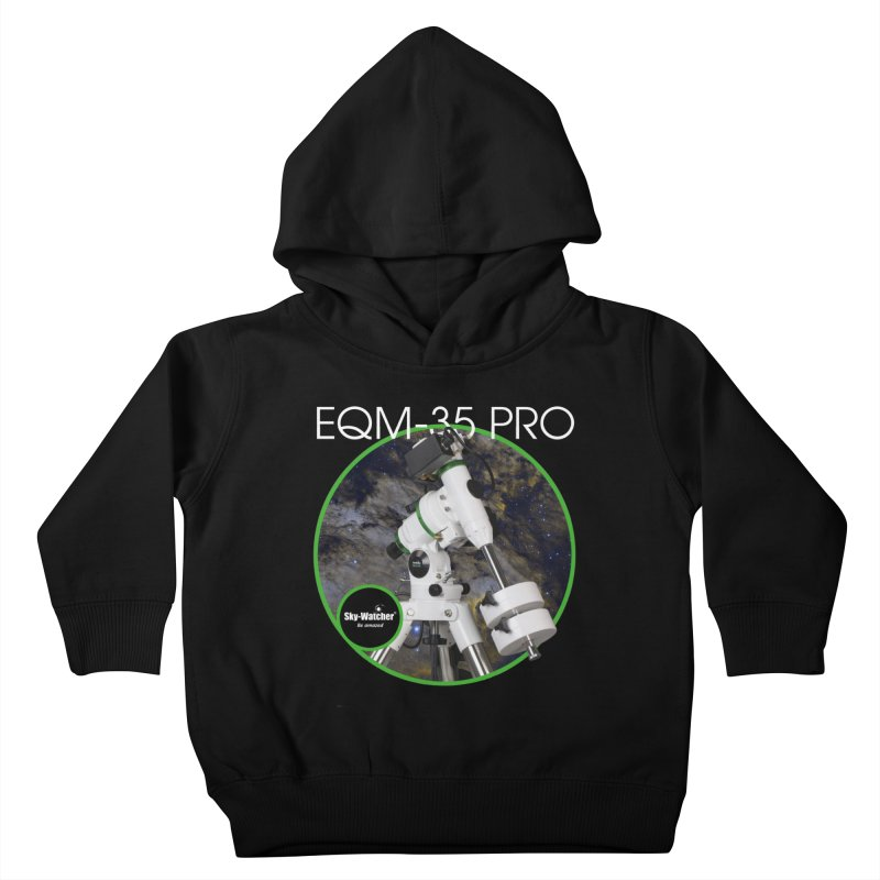 Product Series_EQM-35 Pro mount Kids Toddler Pullover Hoody by Sky-Watcher's Artist Shop