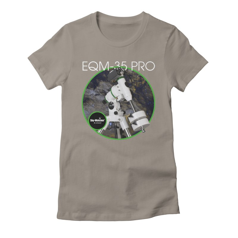 Product Series_EQM-35 Pro mount Women's T-Shirt by Sky-Watcher's Artist Shop