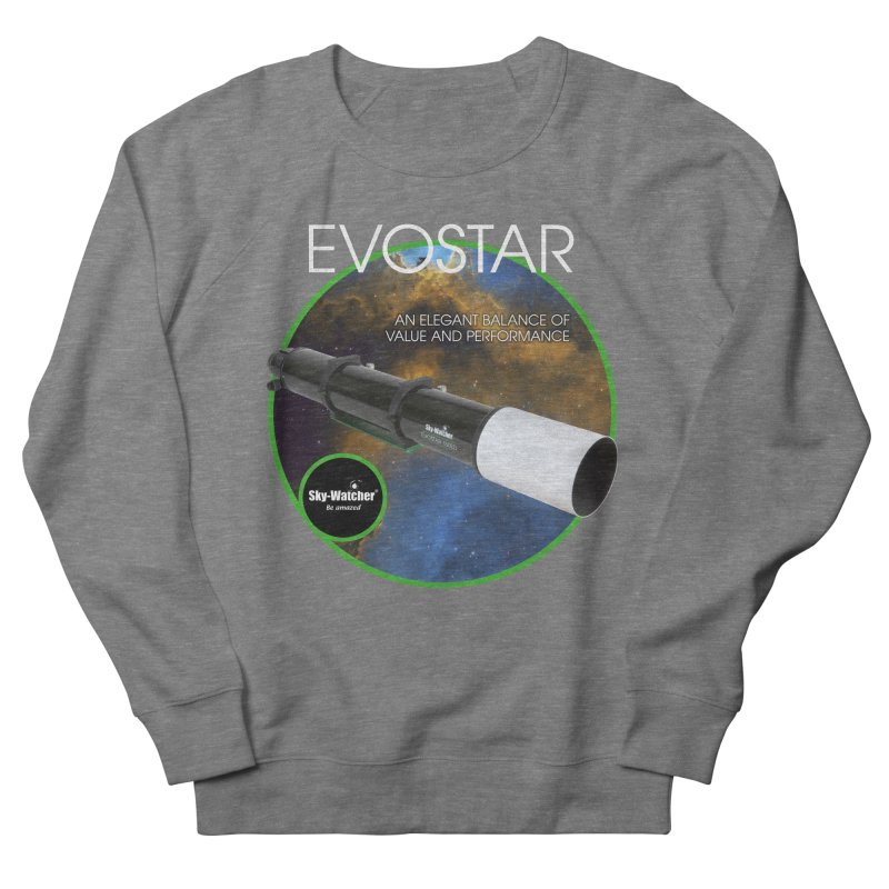 Product Series_Evostar doublets Women's Sweatshirt by Sky-Watcher's Artist Shop