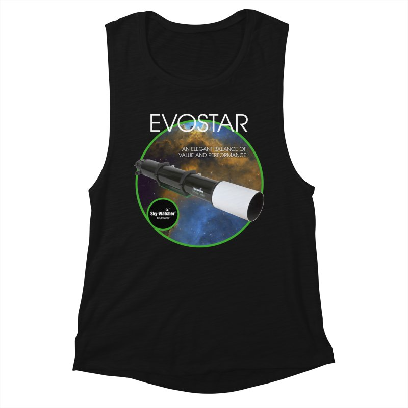 Product Series_Evostar doublets Women's Tank by Sky-Watcher's Artist Shop
