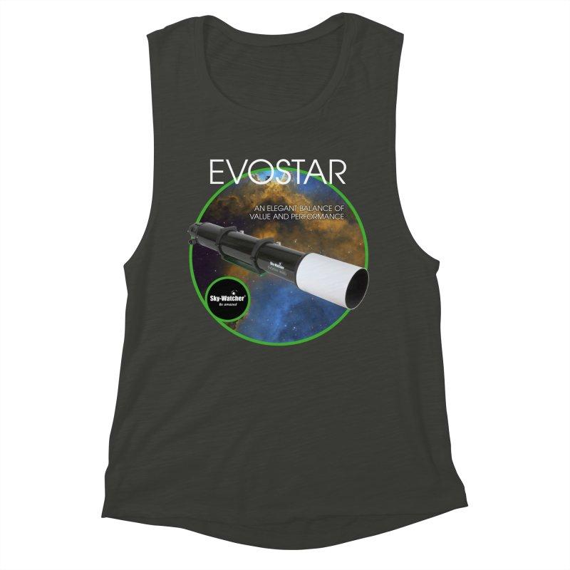 Product Series_Evostar doublets Women's Tank by Sky-Watcher's Artist Shop