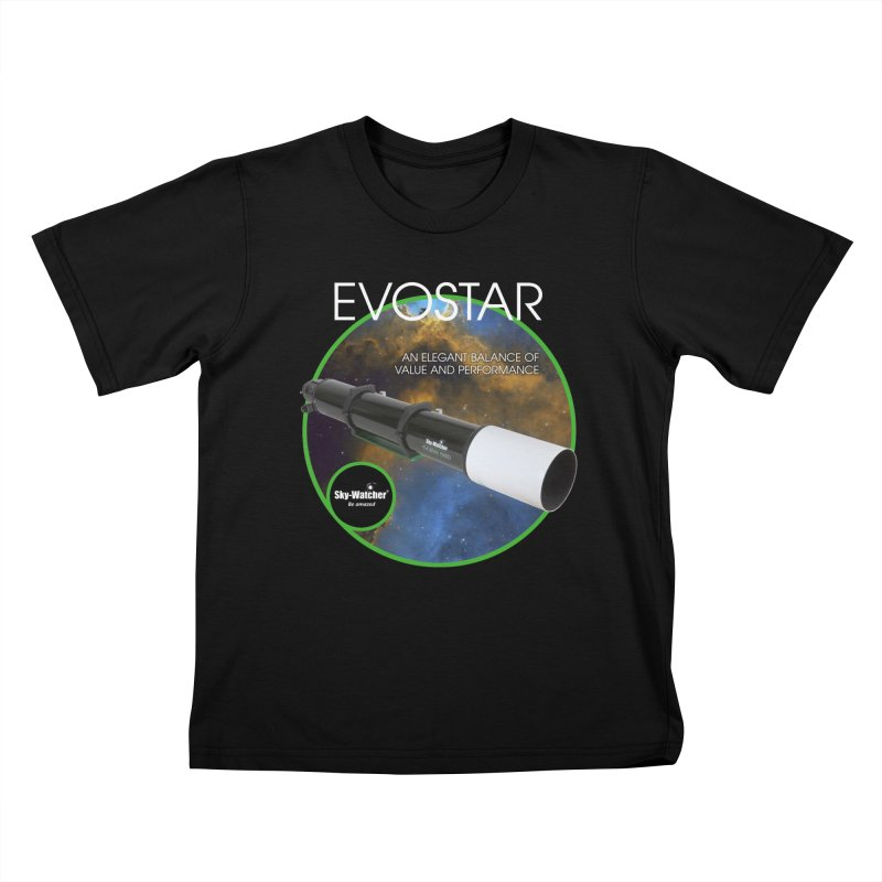 Product Series_Evostar doublets Kids T-Shirt by Sky-Watcher's Artist Shop