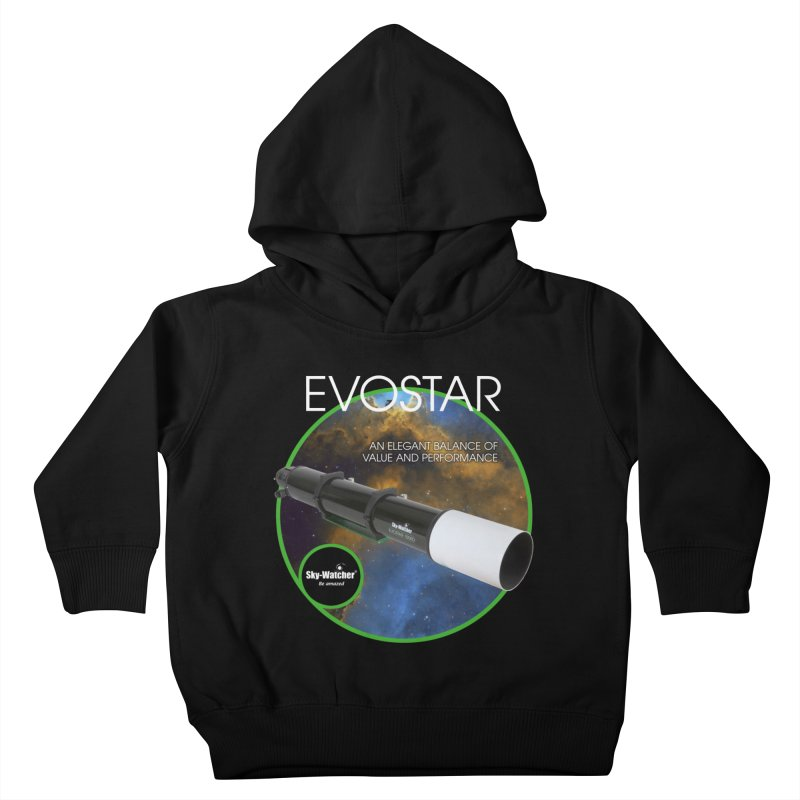 Product Series_Evostar doublets Kids Toddler Pullover Hoody by Sky-Watcher's Artist Shop