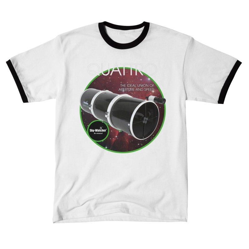 Product Series_Quattro Newtonians Men's T-Shirt by Sky-Watcher's Artist Shop