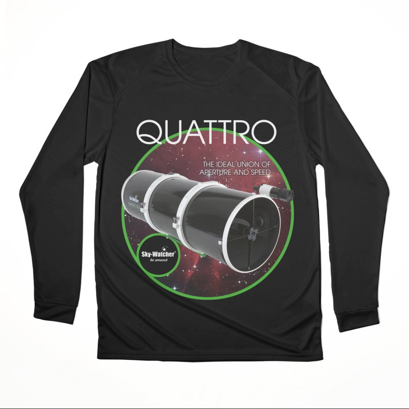 Product Series_Quattro Newtonians Women's Longsleeve T-Shirt by Sky-Watcher's Artist Shop