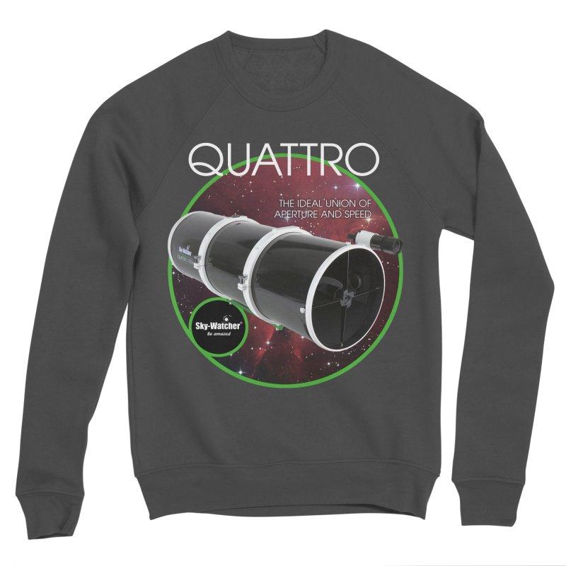 Product Series_Quattro Newtonians Men's Sweatshirt by Sky-Watcher's Artist Shop