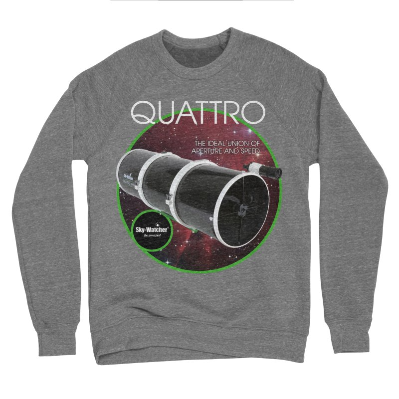 Product Series_Quattro Newtonians Men's Sweatshirt by Sky-Watcher's Artist Shop