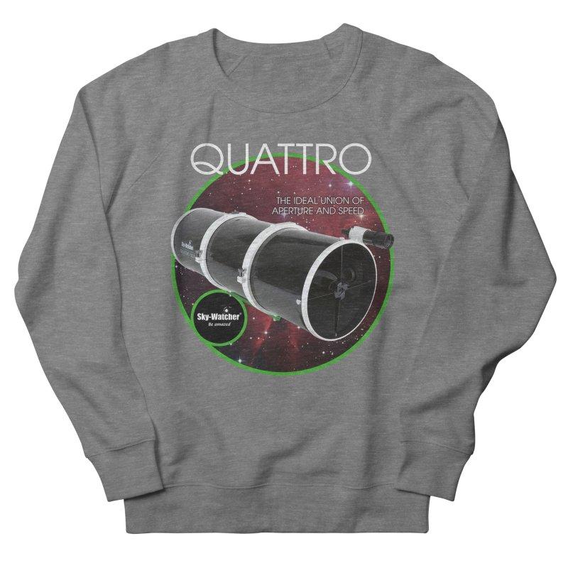 Product Series_Quattro Newtonians Women's Sweatshirt by Sky-Watcher's Artist Shop