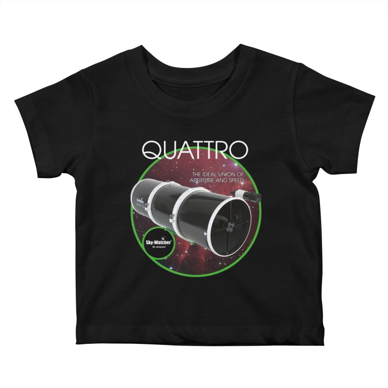 Product Series_Quattro Newtonians Kids Baby T-Shirt by Sky-Watcher's Artist Shop