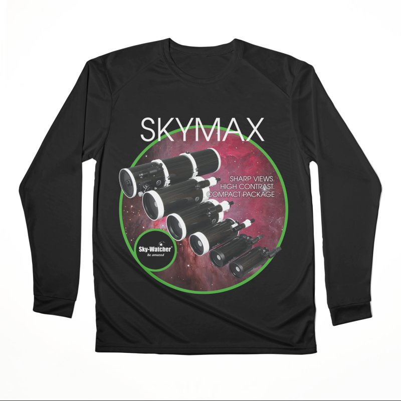 Product Series_Skymax Maksutov line Men's Longsleeve T-Shirt by Sky-Watcher's Artist Shop