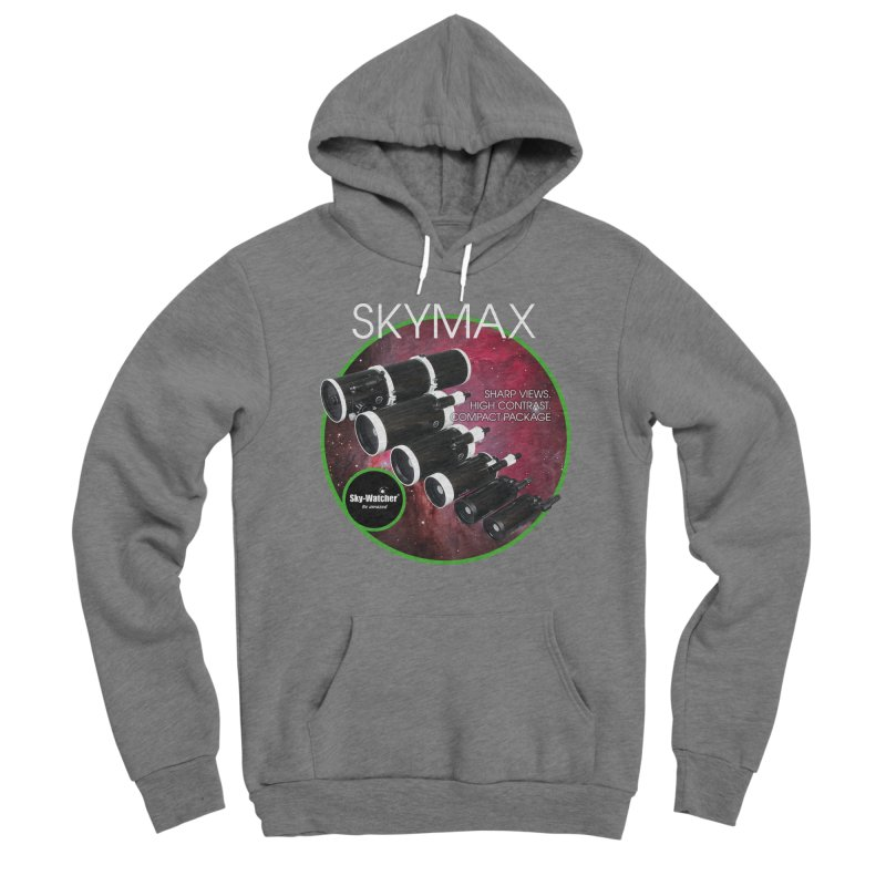 Product Series_Skymax Maksutov line Men's Pullover Hoody by Sky-Watcher's Artist Shop