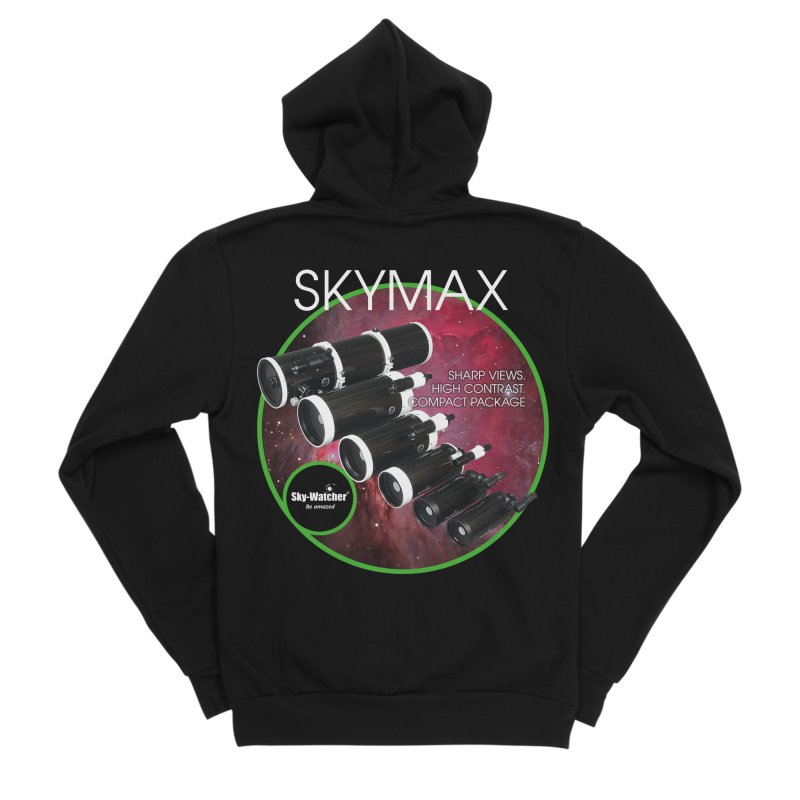 Product Series_Skymax Maksutov line Men's Zip-Up Hoody by Sky-Watcher's Artist Shop