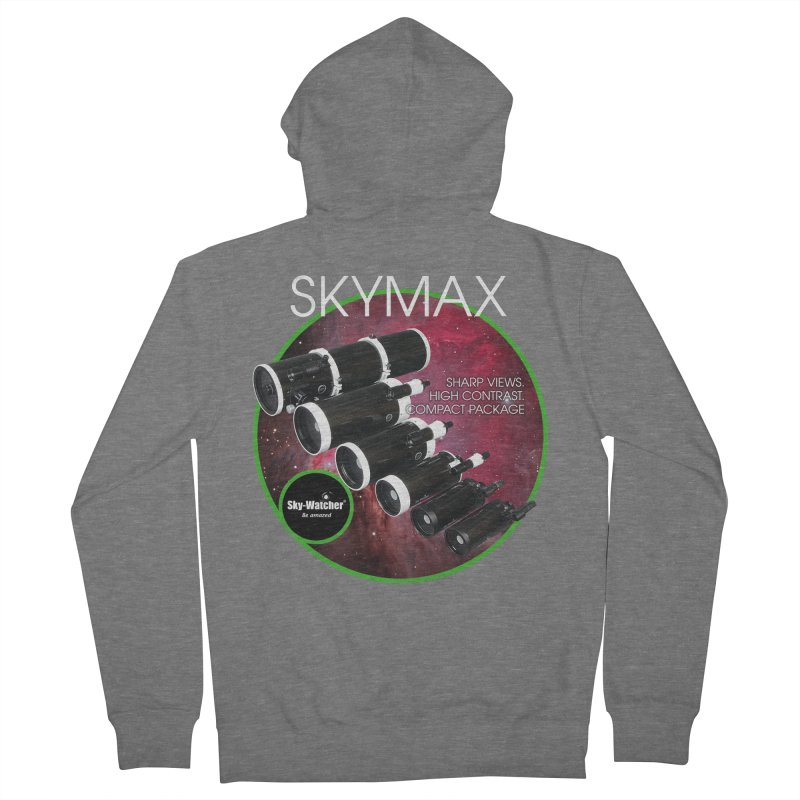 Product Series_Skymax Maksutov line Women's Zip-Up Hoody by Sky-Watcher's Artist Shop