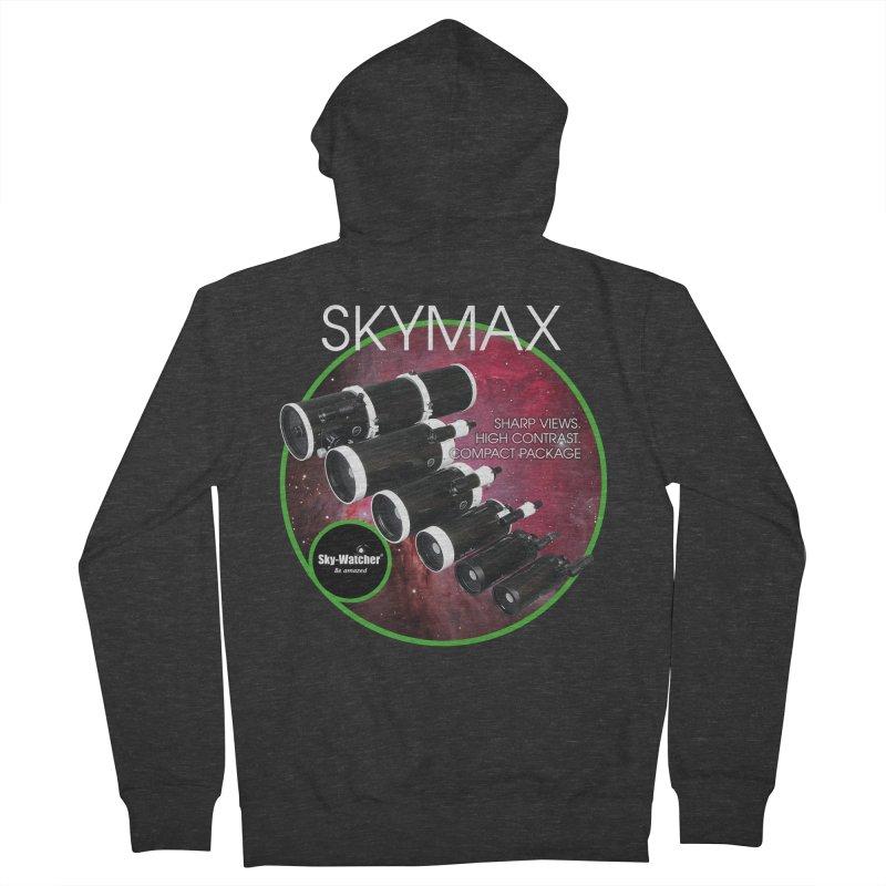 Product Series_Skymax Maksutov line Men's Zip-Up Hoody by Sky-Watcher's Artist Shop