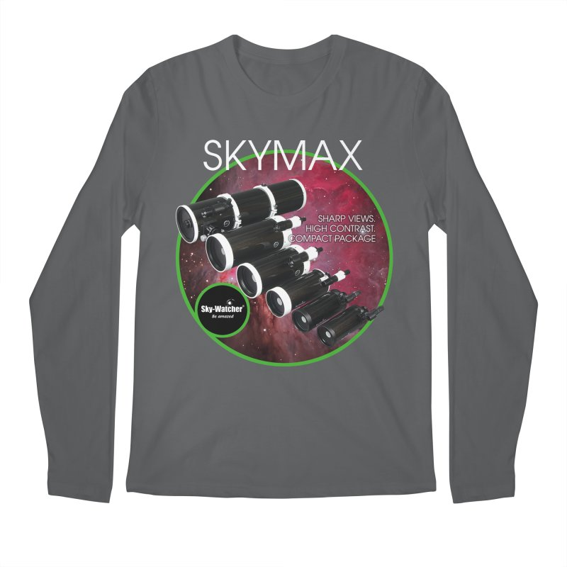 Product Series_Skymax Maksutov line Men's Longsleeve T-Shirt by Sky-Watcher's Artist Shop