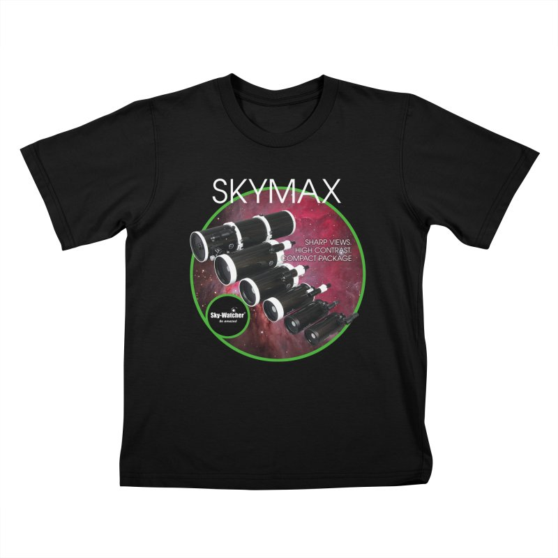 Product Series_Skymax Maksutov line Kids T-Shirt by Sky-Watcher's Artist Shop