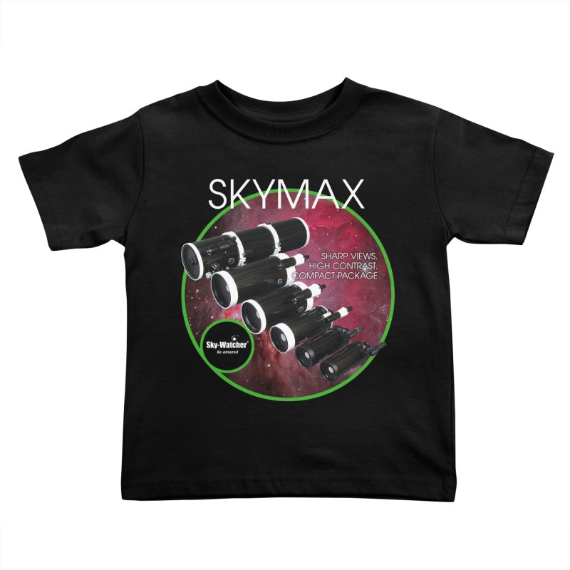 Product Series_Skymax Maksutov line Kids Toddler T-Shirt by Sky-Watcher's Artist Shop