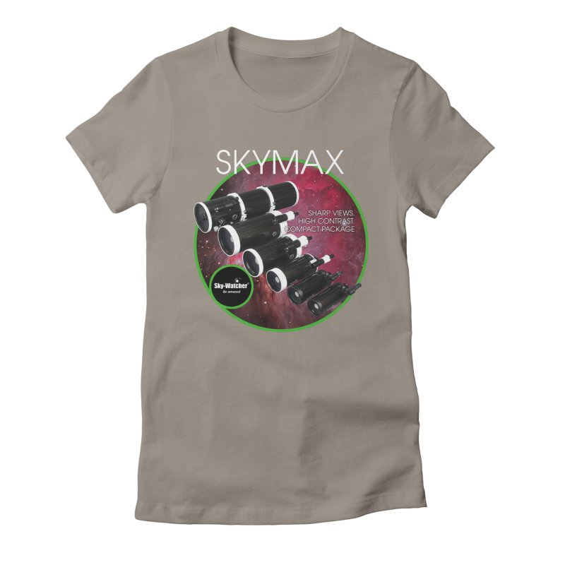 Product Series_Skymax Maksutov line Women's T-Shirt by Sky-Watcher's Artist Shop