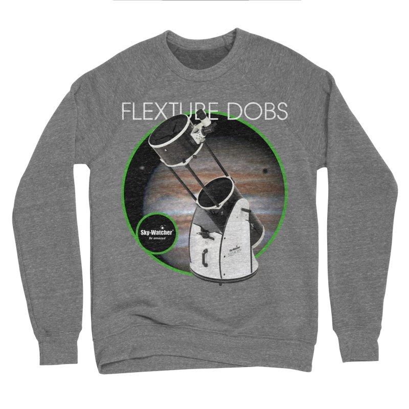 Product Series_Flextube Dobsonians Men's Sweatshirt by Sky-Watcher's Artist Shop