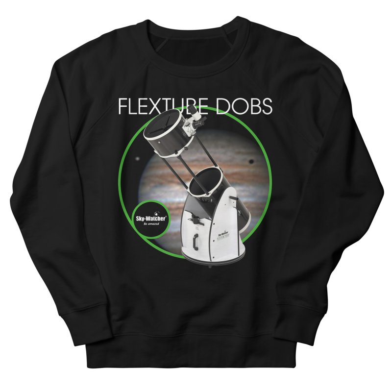 Product Series_Flextube Dobsonians Men's Sweatshirt by Sky-Watcher's Artist Shop
