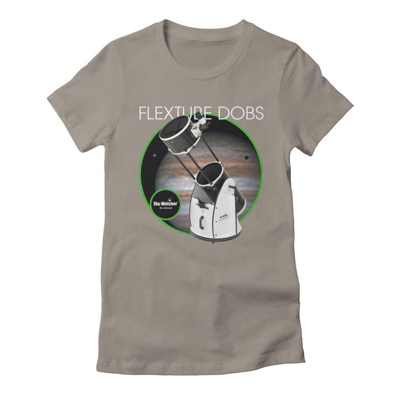 Product Series_Flextube Dobsonians Women's T-Shirt by Sky-Watcher's Artist Shop