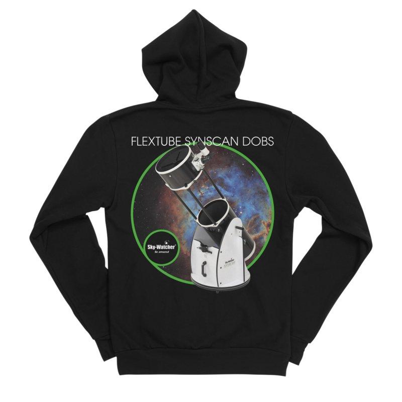 Product Series_Flextube SynScan Dobsonians Women's Zip-Up Hoody by Sky-Watcher's Artist Shop