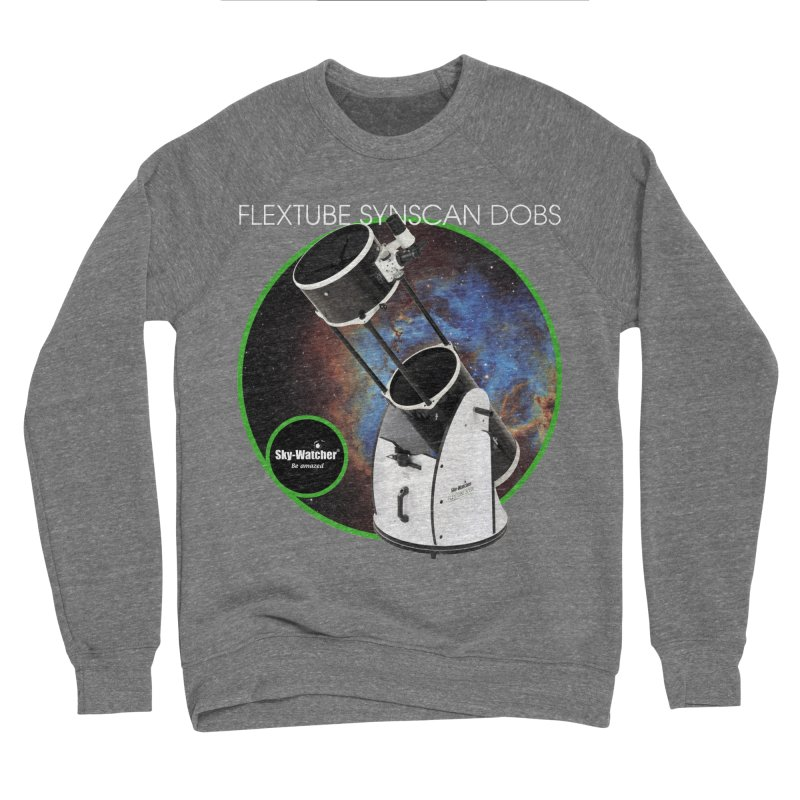 Product Series_Flextube SynScan Dobsonians Men's Sweatshirt by Sky-Watcher's Artist Shop
