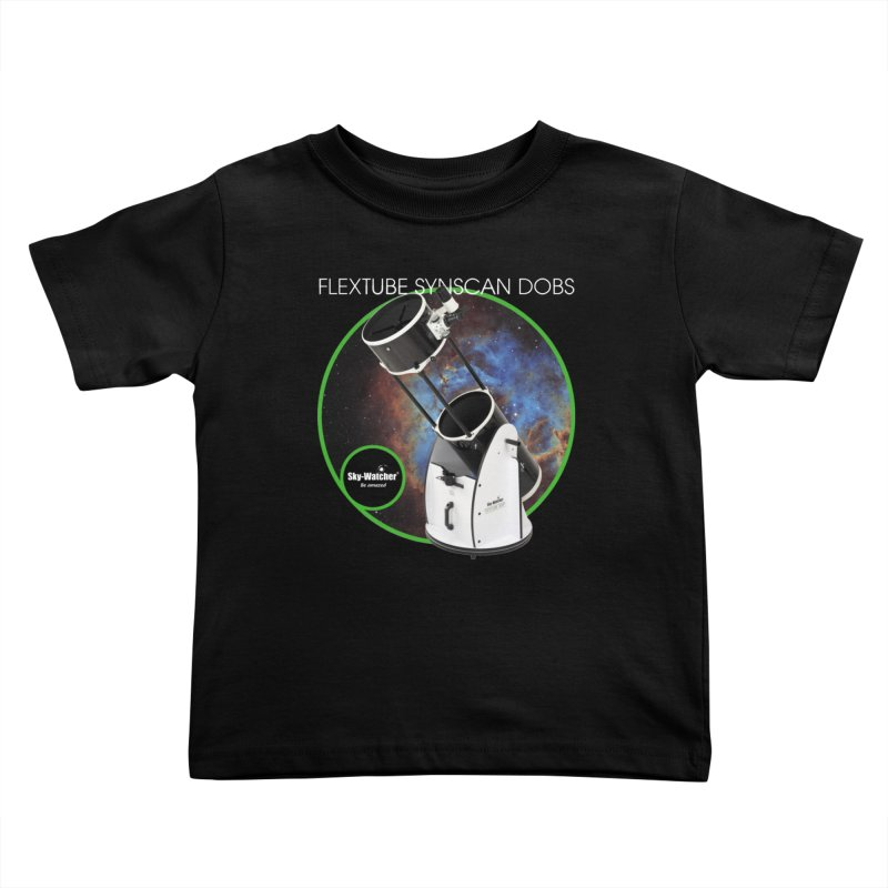 Product Series_Flextube SynScan Dobsonians Kids Toddler T-Shirt by Sky-Watcher's Artist Shop