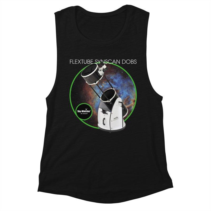 Product Series_Flextube SynScan Dobsonians Women's Tank by Sky-Watcher's Artist Shop