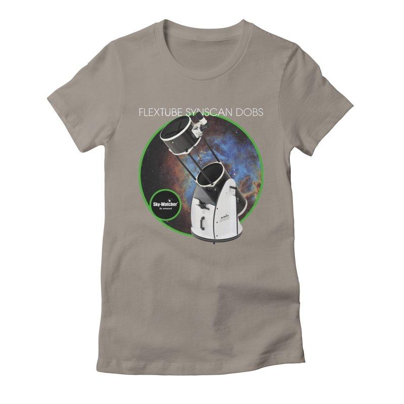Product Series_Flextube SynScan Dobsonians Women's T-Shirt by Sky-Watcher's Artist Shop