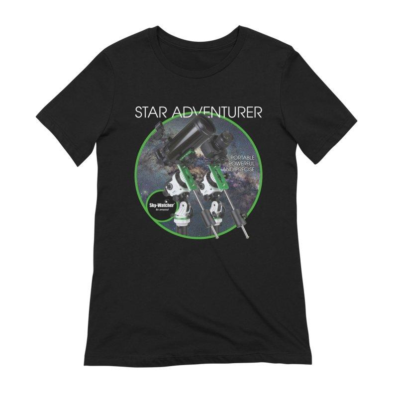 Product Series_Star Adventurer 2i Women's T-Shirt by Sky-Watcher's Artist Shop