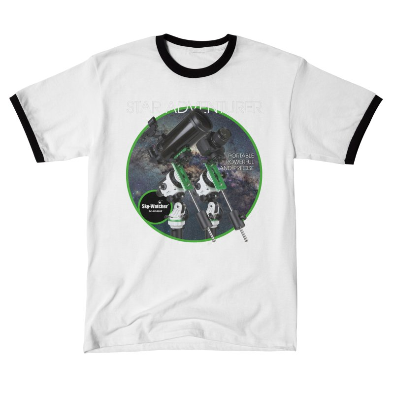 Product Series_Star Adventurer 2i Men's T-Shirt by Sky-Watcher's Artist Shop