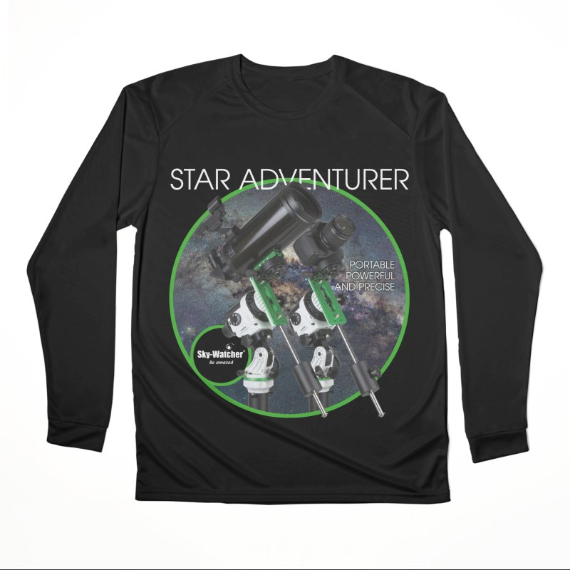 Product Series_Star Adventurer 2i Women's Longsleeve T-Shirt by Sky-Watcher's Artist Shop