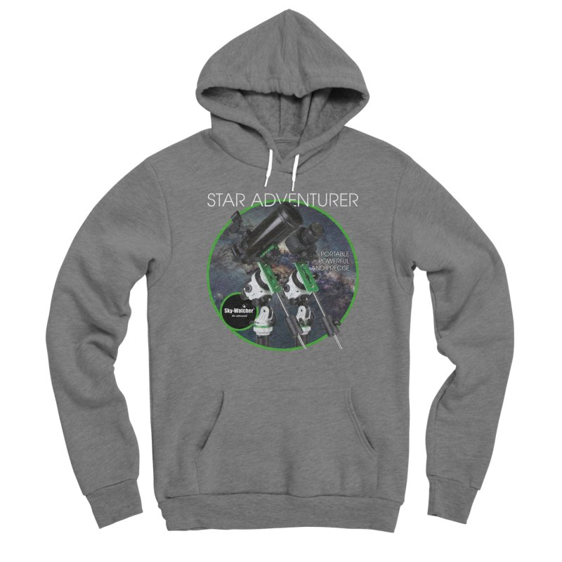 Product Series_Star Adventurer 2i Men's Pullover Hoody by Sky-Watcher's Artist Shop