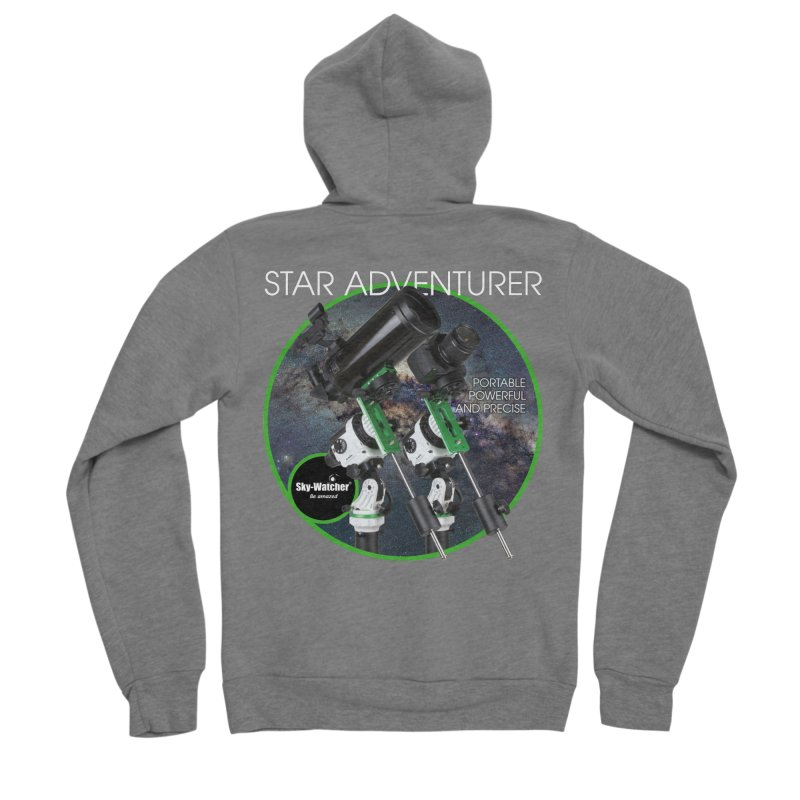 Product Series_Star Adventurer 2i Women's Zip-Up Hoody by Sky-Watcher's Artist Shop