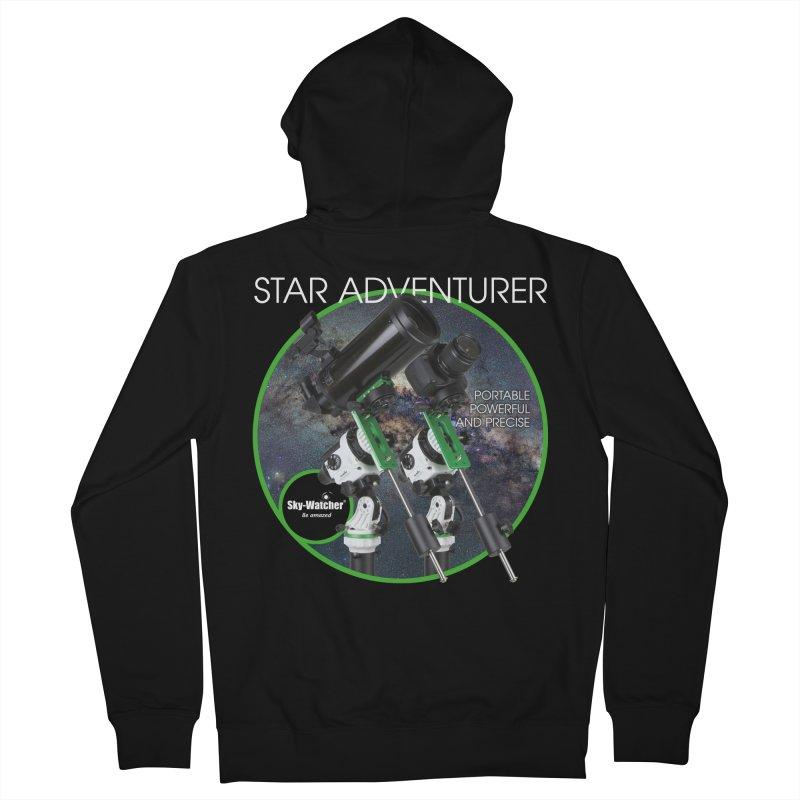 Product Series_Star Adventurer 2i Men's Zip-Up Hoody by Sky-Watcher's Artist Shop