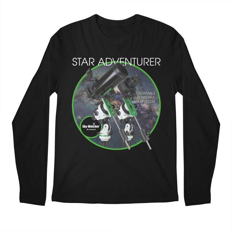 Product Series_Star Adventurer 2i Men's Longsleeve T-Shirt by Sky-Watcher's Artist Shop