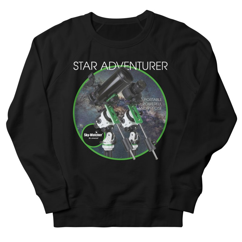 Product Series_Star Adventurer 2i Men's Sweatshirt by Sky-Watcher's Artist Shop