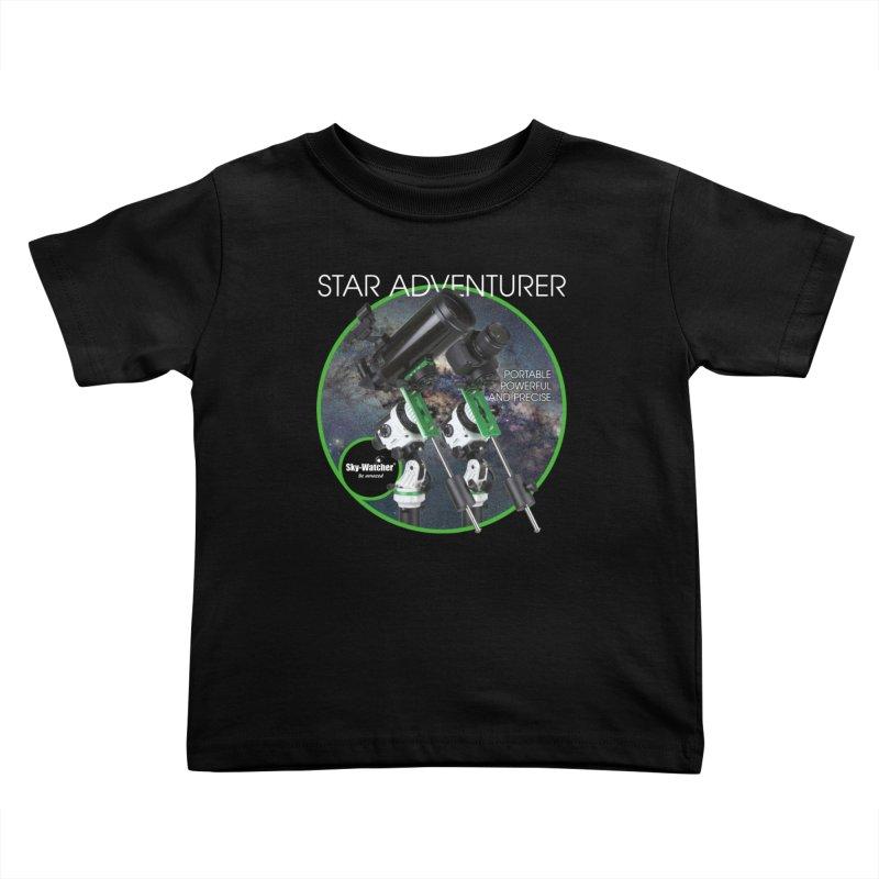 Product Series_Star Adventurer 2i Kids Toddler T-Shirt by Sky-Watcher's Artist Shop