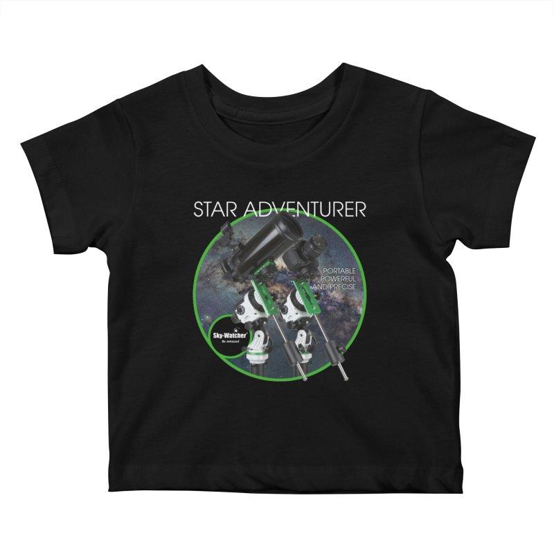 Product Series_Star Adventurer 2i Kids Baby T-Shirt by Sky-Watcher's Artist Shop