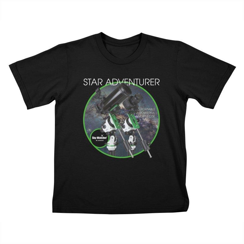 Product Series_Star Adventurer 2i Kids T-Shirt by Sky-Watcher's Artist Shop