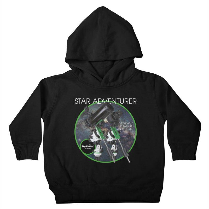 Product Series_Star Adventurer 2i Kids Toddler Pullover Hoody by Sky-Watcher's Artist Shop