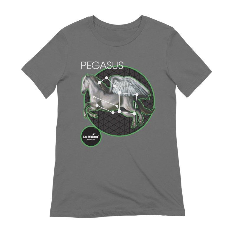Roman Constellations_Pegasus Women's T-Shirt by Sky-Watcher's Artist Shop